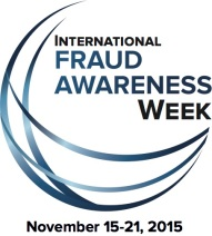 Fraud Week Logo