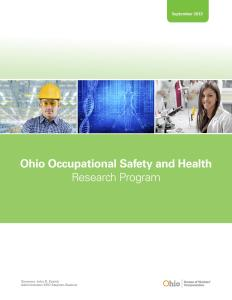 Ohio Occupational Safety and Health Research Program cover-page-001