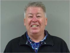 Terry Shaver booking photo
